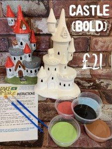 1. castle bold