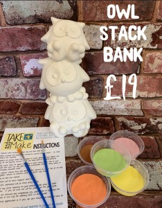 2. owl stack bank