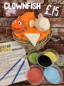 3. Clownfish PA