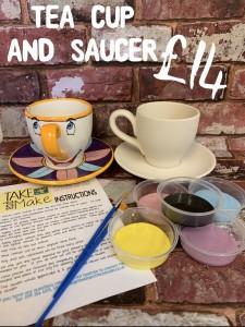 7. Tea cup