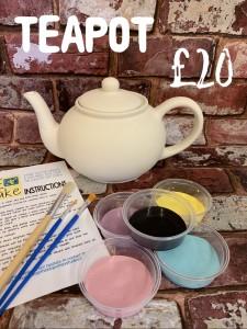 7. Teapot